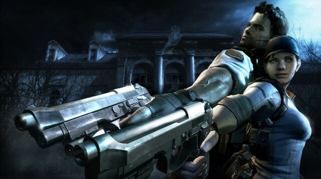 File:Resident Evil 5 Gold Edition - Jill and Chris wallpaper 2.jpg