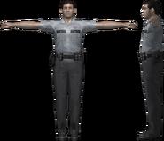 R.P.D Police Officer lRG