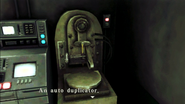 Resident Evil CODE Veronica - workroom - examines 13-1