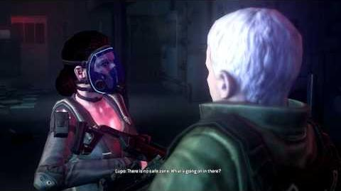 Resident Evil Operation Raccoon City all cutscenes - Intersection with Nicholai