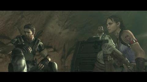 """Resident Evil 5 - Cutscenes 31 """"The Docks"""""""