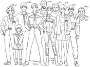 RE2DC Gallery RE15 cast