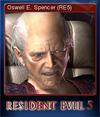 Resident Evil 5 Biohazard 5 Card 7