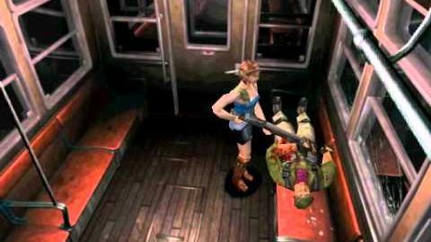 Resident Evil 3 Nemesis cutscenes - Complete Rest (alternate)