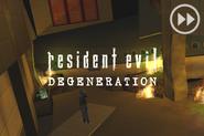 Degeneration game - title card
