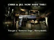 Barry\'s Samurai Edge 1