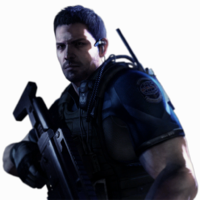 RE6 Mercs Image Chris