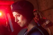 Julia Voth as Jill Valentine 19