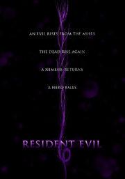 Resident Evil 6 Poster by Schizoepileptic