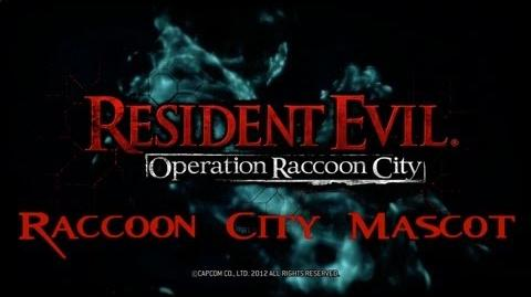 Resident Evil Operation Raccoon City - Raccoon City Mascot Locations