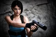 Julia Voth as Jill Valentine 32