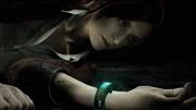 Claire-Left Wrist Cuff Bracelet