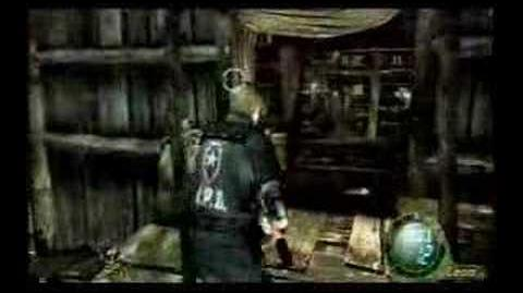 Resident Evil 4 Wii Edition - Ditman Glitch
