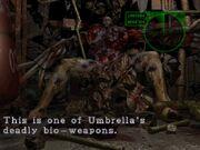 Bio weapon