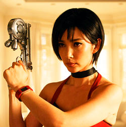 Ada wong retribution