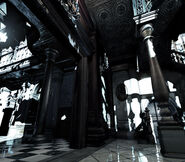 REmake background - Entrance hall - r106 00116