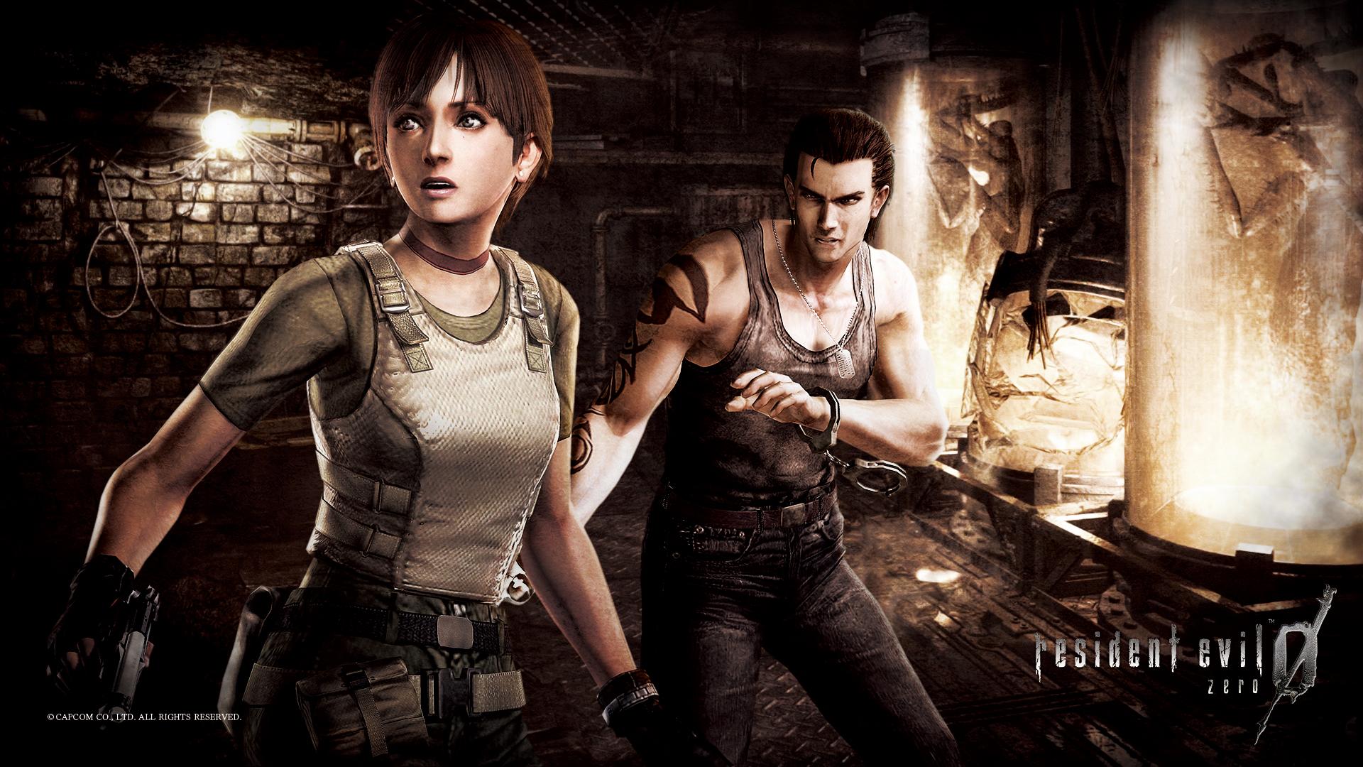 Image - Wallpaper en g pc 1920x1080.jpg   Resident Evil ...