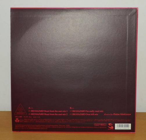 File:BIOHAZARD 2 ReMIX ~met@morPhoses~ - Vinyl rear.png