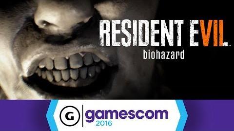 Resident Evil 7 biohazard - Lantern Gamescom 2016 Trailer