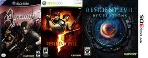Resident Evil Versus
