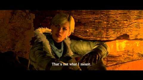 Resident Evil 6 all cutscenes - Mountain Retreat