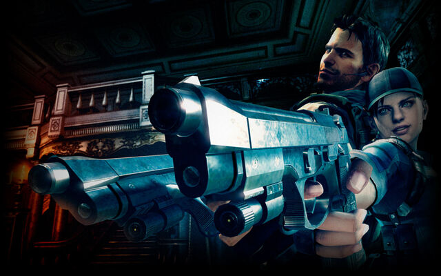 File:Resident Evil 5 Biohazard 5 Background Partners Til the End.jpg