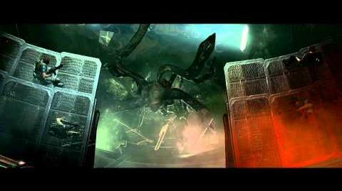 Resident Evil 6 all cutscenes - The Cocoon Hatches! (Jake's version)