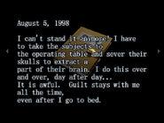 Factory worker's diary (survivor danskyl7) (3)