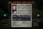 RECV Battle Game Chris