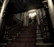 REmake background - Entrance hall - r106 00017