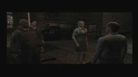 Resident Evil Outbreak cutscenes - 20-4 - Outbreak - Meeting with Dorian (George)