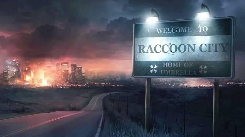 Resultado de imagen de raccoon city
