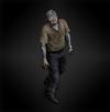 Zombie 1 diorama