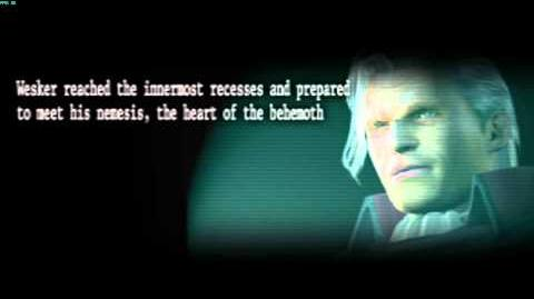 Resident Evil The Umbrella Chronicles all cutscenes - Dark Legacy 2 opening