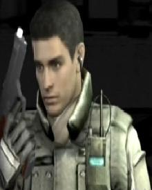 File:Resident Evil Umbrella Chronicles Chris Redfield Appearance.jpg