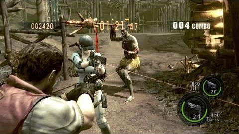 PS4 Xbox One「バイオハザード5」プレイ動画 ザ・マーセナリーズ ユナイテッド