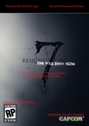 RE7 E3 Poster