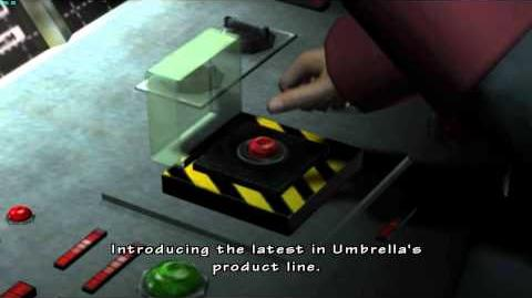 Resident Evil The Umbrella Chronicles all cutscenes - Umbrella's End 3 scene 1