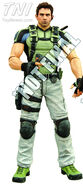 RE5 Chris Actionfigure1