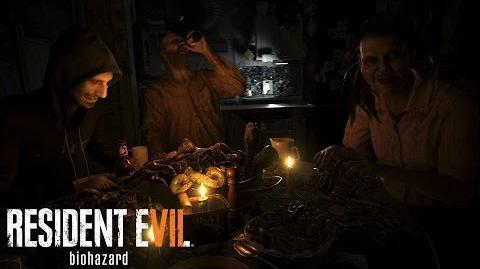 """Resident Evil 7 biohazard TAPE-2 """"The Bakers""""-0"""
