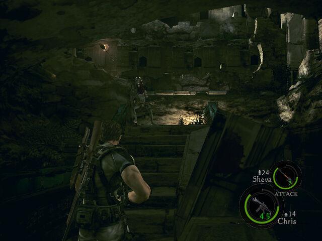 File:Ancient village in-game RE5 (Danskyl7) (7).jpg