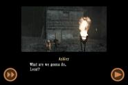RE4 mobile edition - Siege Campaign cutscene 1 part 3