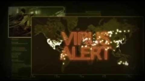 Resident Evil 6 Projector Scene