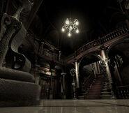 REmake background - Entrance hall - r106 00124