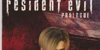 Resident Evil Prologue