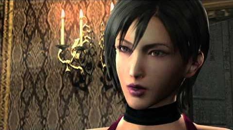 Resident Evil 4 all cutscenes - Chapter 3-2 ending