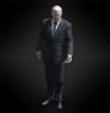 President diorama