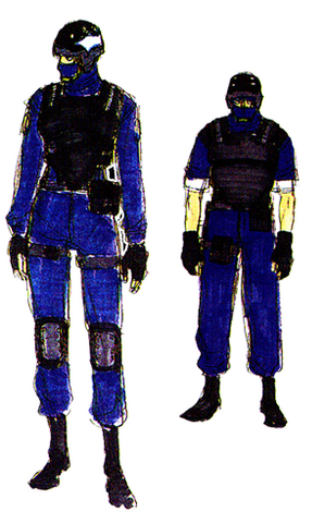 File:BIOHAZARD 1.5 concept art - police officer.png