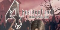 Resident Evil 4 Official Strategy Guide
