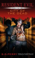 City of the Dead - Titan front cover